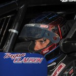 Bryan Clauson. - T.J. Buffenbarger Photo