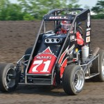 Christopher Bell.  - Bill Miller Photo