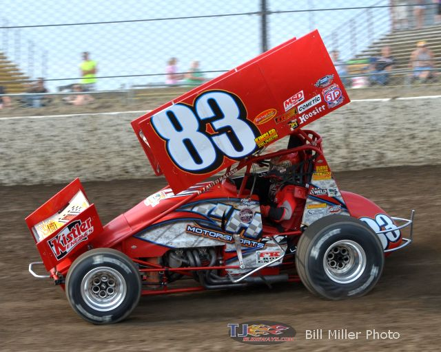 Tim Shaffer. - Bill Miller Photo
