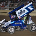 Kyle Larson. - Jan Dunlap Photo