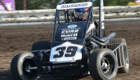 Bryan Clauson and James McFadden are now tied on our feature win list...