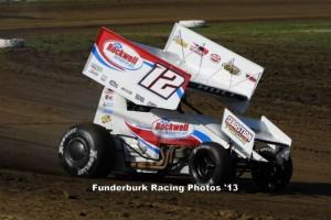 Jerrod Hull. - (Mark Funderburk Racing Photos)
