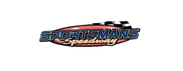 sportsmans speedway logo