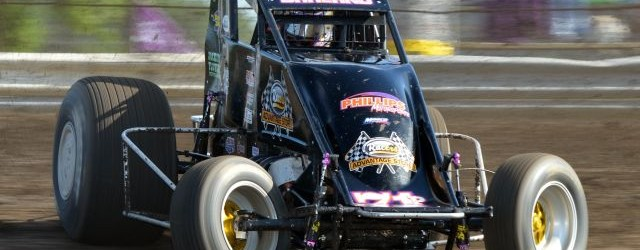 """This Friday's """"Jim Hurtubise Classic"""" AMSOIL USAC National Sprint race at the Terre Haute (Ind.) Action Track honors the memory of the driver who scored five consecutive USAC Sprint Car victories at the storied track between 1960 and 1962."""