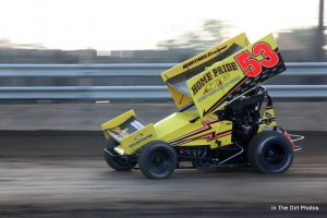 Jack Dover on his way to $3000 paycheck. - Mary Gregory Photo