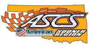 ascs american sprint car region sooner region logo