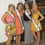 The 2013 FVP Knoxville Nationals Queen and her court. - Mike Campbell / campbellphoto.com