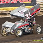 Bryan Clauson. - Mike Campbell Photo