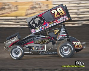 Kerry Madsen. - Mike Campbell Photo
