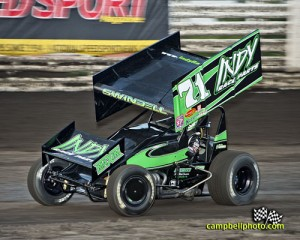 Kevin Swindell. - Mike Campbell Photo