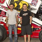 Ian and Kerry Madsen. - Mike Campbell Photo