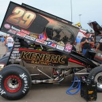 Kerry Madsen. - T.J. Buffenbarger Photo