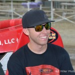 Chad Boespflug. - Bill Miller Photo