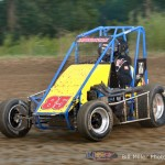 #85 Shane Hollingsworth. - Bill Miller Photo