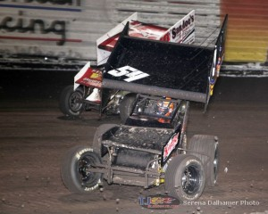 Cap Henry (54) and Danny Dietrich (48) (Serena Dalhamer photo)