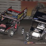 Terry McCarl (24) and Lance DeWease (27) (Serena Dalhamer photo)