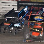 Sam Hafertepe Jr (15H), Dusty Zomer (91), Brad Loyet (05), and Rico Abreu (24) (Serena Dalhamer photo)