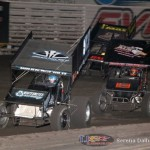 Sheldon Haudenschild (93H), Rob Kubli (23K), and Don Droud Jr (1X) (Serena Dalhamer photo)