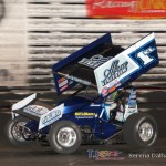Kyle Larson (Serena Dalhamer photo)