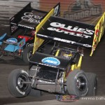 Daryn Pittman (9) and Brad Sweet (49) (Serena Dalhamer photo)