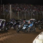 Feature time at Angell Park Speedway. - Serena Dalhamer Photo