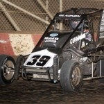 Bryan Clauson (Serena Dalhamer photo)