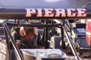 Aaron Pierce. - Jake Lane Photo