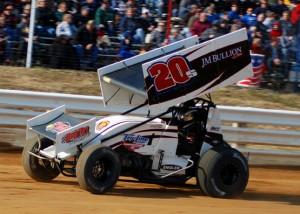 Fred Rahmer. - Rick Rarer / sprintcarnews.com Photo