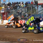 Andy Teunessen and Jared Horsman.  - T.J. Buffenbarger Photo