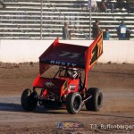 Dusty Shriver.  - T.J. Buffenbarger Photo