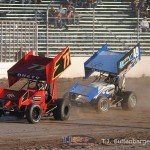 Dusty Shriver and Shawn Dancer.  - T.J. Buffenbarger Photo