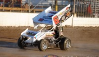 Hammons promoting Sunday's show at Waynesfield, adds Max Stambaugh to join J.R. Stewart for 2014 as a two car program...