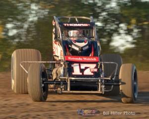 Kevin Thomas, Jr. - Bill Miller Photo
