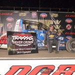 Bobby East won the 2013 Traxxas USAC Silver Crown Series championship. - Bill Miller Photo