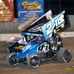 Dale Blaney (#2) inside of D.J. Foos (#53). - Mike Campbell Photo