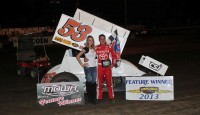Thanks to some luck and sponsorship from Northern Michigan sprint car fans in the Great Lakes state will have the opportunity to see Christopher Bell more in 2014.