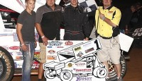 Feature winners from the past weekend of racing...