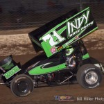 Kevin Swindell. - Bill Miller Photo