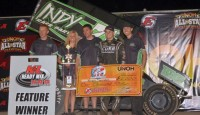 From Inside Line Promotions Germantown, TN — (October 20, 2014) — With a rare weekend off from the NASCAR Nationwide Series, Kevin Swindell will pilot Donnie Cooper's famed No. 01 […]