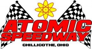 Atomic Speedway Logo