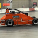 #31 Derek Bischak. - Bill Miller Photo