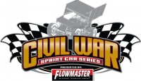 The Flowmaster Civil War Sprint Car Series event scheduled for Saturday at Antioch Speedway has been cancelled due to rain.