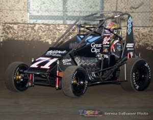Kasey Kahne. - Serena Dalhamer Photo