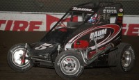 Lewiston, IL — (September 13, 2014) — Zach Daum and Rico Abreu won the POWRi and MOWA features respectively during the Tom Knowles Memorial on Saturday night at Spoon River […]