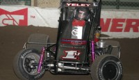 Images from Wednesday night at the Chili Bowl Nationals...