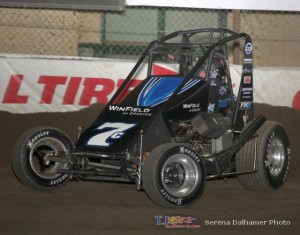 Feature winner Caleb Armstrong.  - Serena Dalhamer Photo
