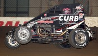 Donny Schatz only one win behind Clauson..