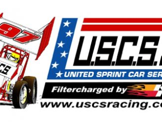 uscs united sprint car series logo tease 2014