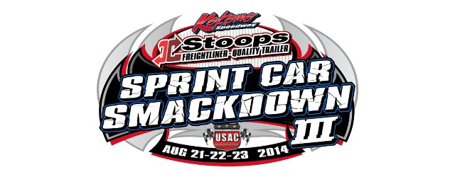 2014 Kokomo Sprint Car Smack Down Tease