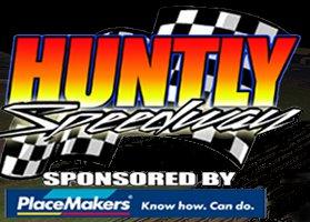 Huntly Speedway Logo